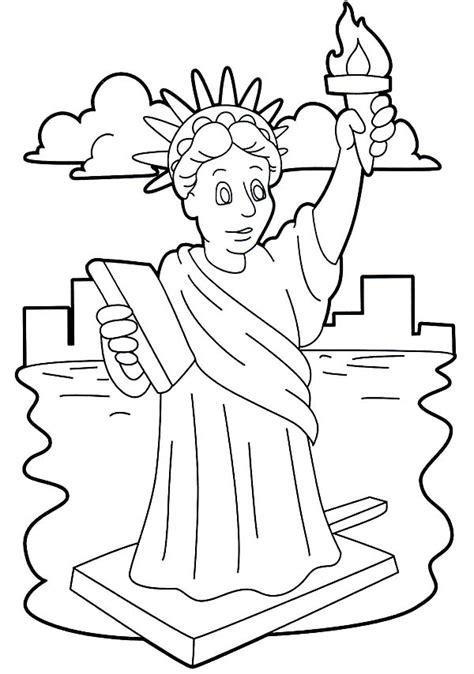 Niagara Falls Coloring Page Statue Of Liberty Coloring Pages Niagara Falls Coloring Page