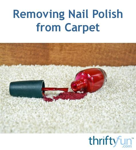 remove nail from rug removing nail from carpet thriftyfun