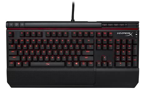 hyperx introduced hyperx alloy elite and tkl hyperx alloy fps pro gaming keyboards