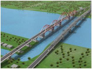 design jembatan musi 4 hujan ganggu konstruksi progres musi iv capai 18 persen