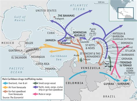 Snoody Mba Coast To Coast Prep by Drugs Trafficking In The Caribbean Circle The