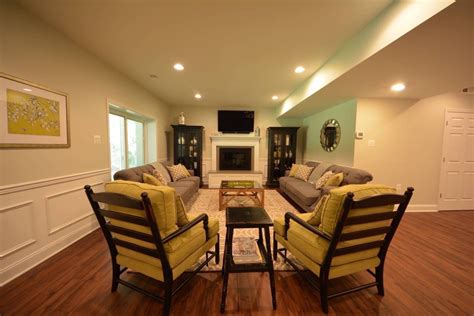 pictures of small family rooms basement family room ideas basement masters