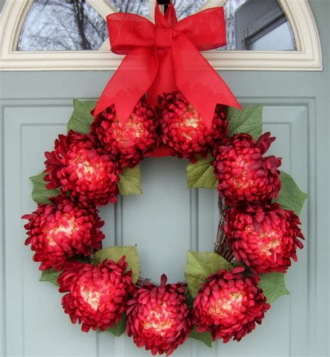 Handmade Door Wreaths - 20 melting handmade s wreaths style