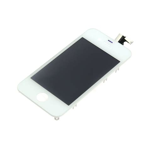 Lcd Iphone 4s iphone 4s lcd assembly white oem quality minpex