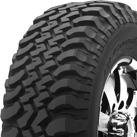 bfg rugged terrain sizes lt255 75r17 6 ply bf goodrich mud terrain t a km tires 111 108 q set of 4 ebay