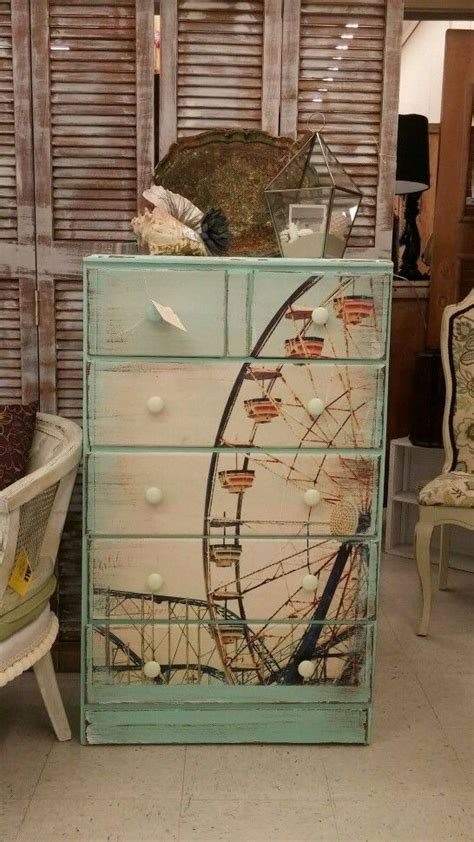 Diy Decoupage Dresser - 25 best ideas about decoupage furniture on
