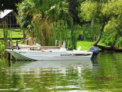 fishing boat hull only for sale 19 duracraft hydrolift hull only the hull