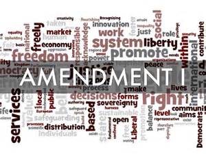 Freedom To Assemble Is Outlined In Which Amendment by Amendment One By Karley O Donnell