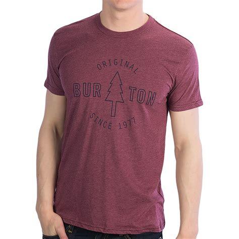hemlock t shirt pattern burton hemlock t shirt short sleeve for men
