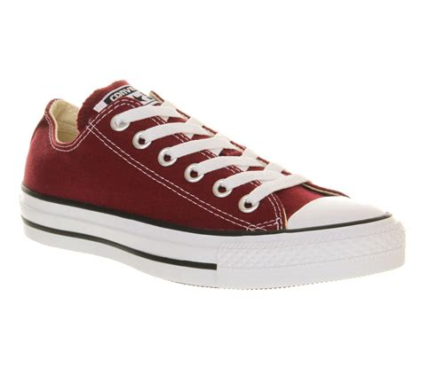 Converse All Low converse all low trainers in purple lyst
