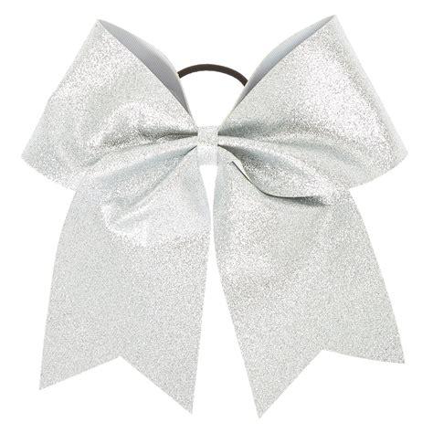 Sale Tas Aldo Ribbon Glitter Original silver glitter cheer bow s