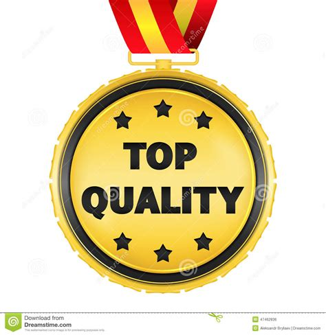 image gallery quality medal