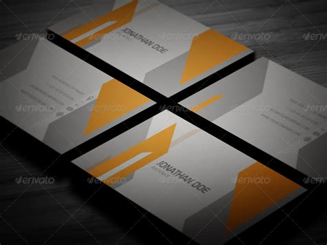 10 Creative Business Card Templates by Creative Business Card Template 10 By Petumdesign