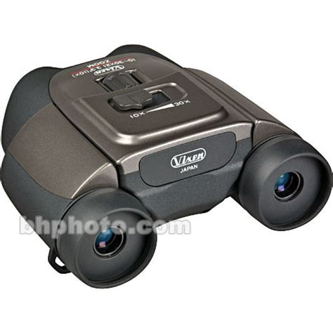 the best compact zoom binocular vixen optics 10 30x21 compact zoom binocular 1306 b h photo