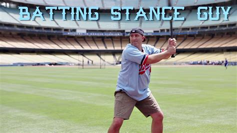 batting stance recreates the 10 most home runs