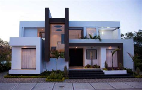 fachadas  casas   como organizar la casa
