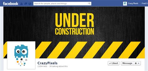 Cover Photo Construction
