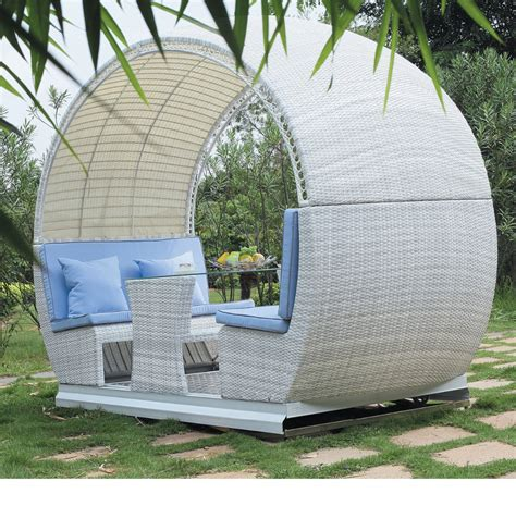 pavilion patio furniture 2015 high class garden gazebo swing rattan tent hotel outdoor pavilion st06 in garden sets