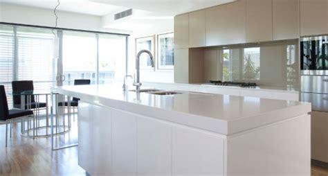 Comptoir De Cuisine Quartz Blanc by Granite Et Quartz