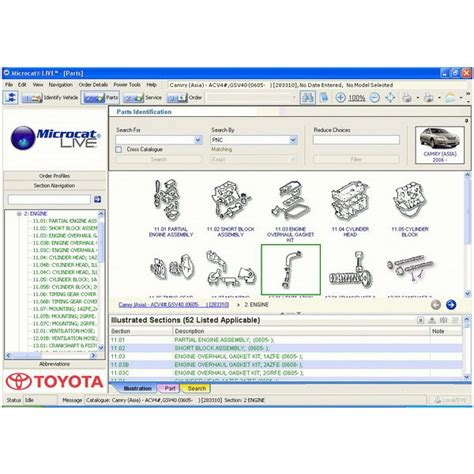 Toyota Part Number Toyota Part Number Catalogue