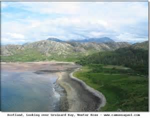 gruinard bay wester ross