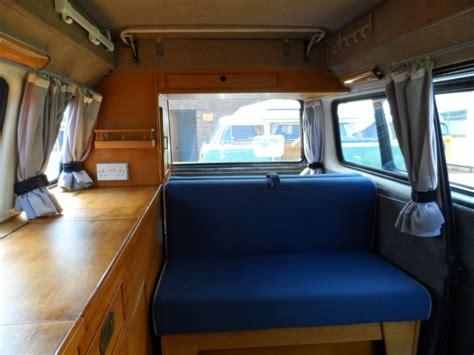 Room Interior vw t25 auto danbury