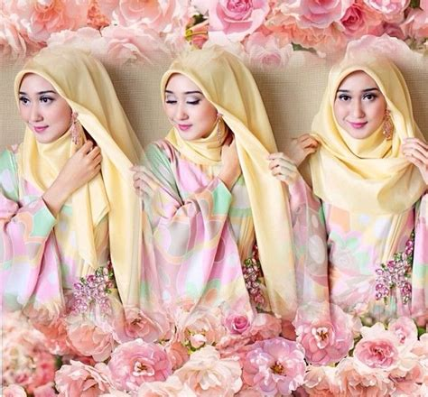 tutorial hijab segi empat modern dian pelangi tutorial hijab modern dian pelangi