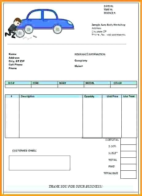 excel 2003 invoice template auto invoice template blank