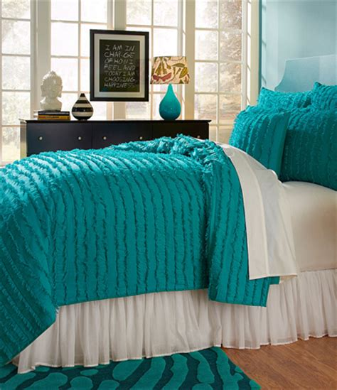 R D Kitchen Fashion Island Lucky Quilt Collection Everything Turquoise