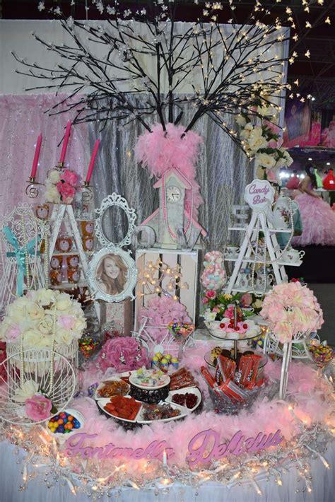 decoracion de mesa de dulces para 15 a os mesa de dulces para tu quince a 241 os mesadedulces