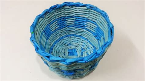Paper Baskets - 1000 ideas about newspaper basket on paper