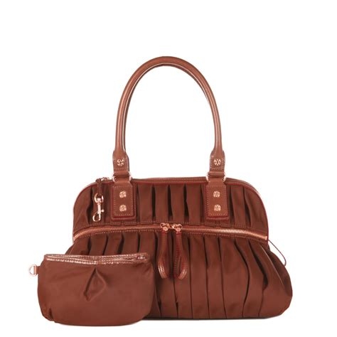 Mz Wallace Bea by Mz Wallace Bea Mahogany Bedford In Brown Lyst