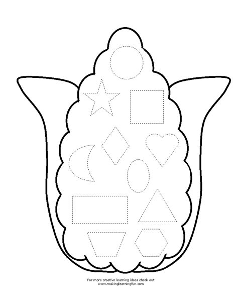 indian corn coloring page coloring home