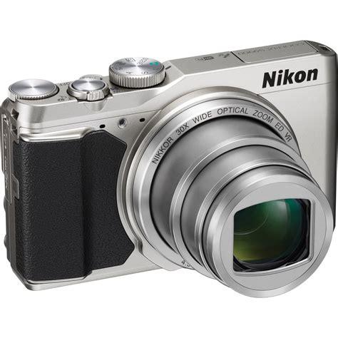 foto nikon nikon coolpix s9900 digital silver 26498 b h photo