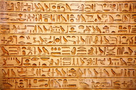 egyptian wallpaper for walls hieroglyphics custom wallpaper mural print by jw
