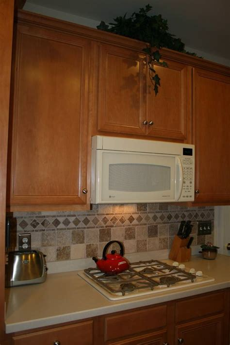 exles of kitchen backsplashes kitchen backsplash ideas with brown cabinets the clayton