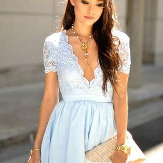 necklace lace dress clutch blue dress v neck plunge