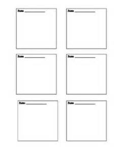 post it note template free clip images search