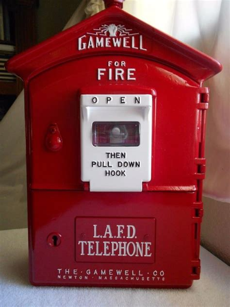 gamewell call box shop collectibles daily