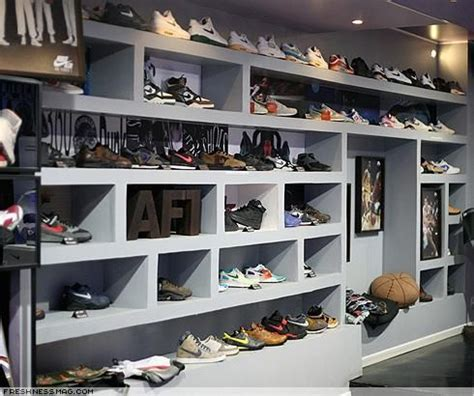 sneaker store 15 must see sneaker stores pins store design shoe store