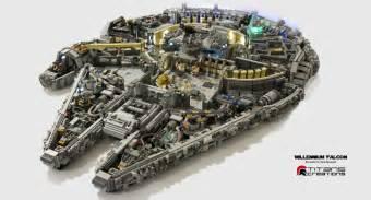 Une 233 quipe de constructeurs fan de lego a d 233 voil 233 e une