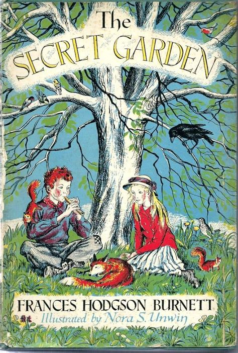the secret garden illustrated books the secret garden 1949 this vintage copy illustrated by