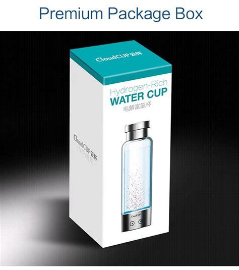 Hydrogen Water Cup wp2812 hydrogen rich water generator hydrogen water maker