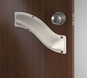 Protect Wall From Door Knob by 413 Universal Door Knob Protector
