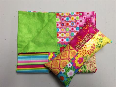 Pillow Kit by Doll Quilt And Pillow Kit