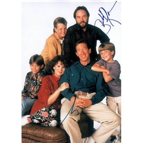 home improvement 1991 go autographs