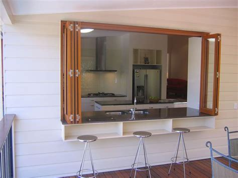 Modern Kitchen Designs Melbourne bi fold windows for the home pinterest