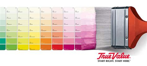 true value paint sensational color paint brand guide
