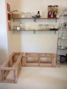 kitchen nook with storage diy diy home decor
