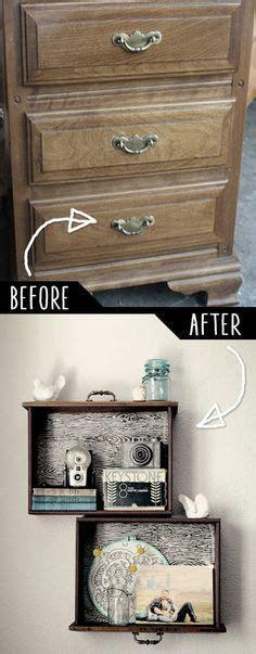 Bathroom Shelves Do It Yourself Best 20 Drawer Shelves Ideas On Dresser